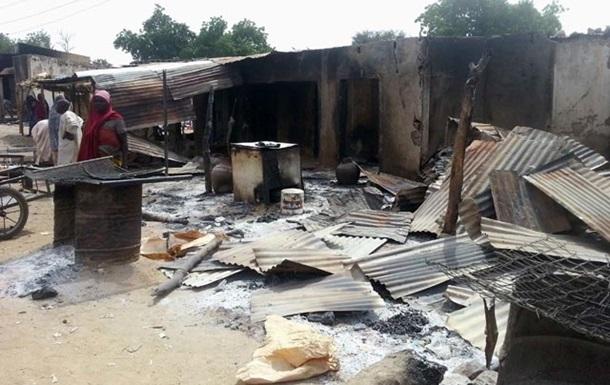В Нигерии боевики подожгли три деревни: погибло больше 100 человек