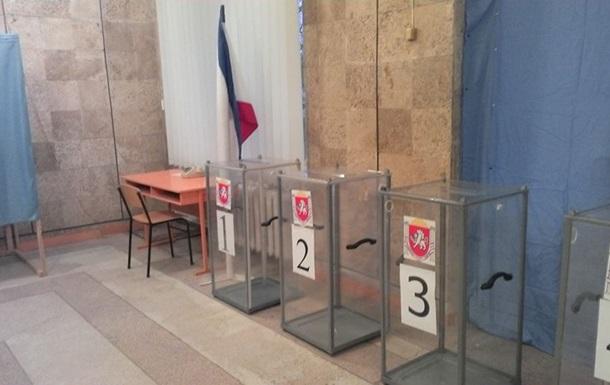 В первые минуты референдума наблюдается высокая явка – глава комиссии