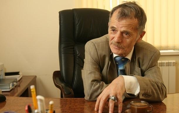 Власть Крыма  сделает  такие результаты  референдума , которые ей нужны - Джемилев