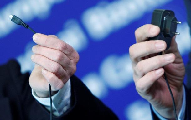 В Европе могут ввести единое зарядное устройство