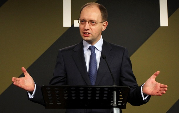 Украина готова принять максимальное количество наблюдателей от ОБСЕ – Яценюк