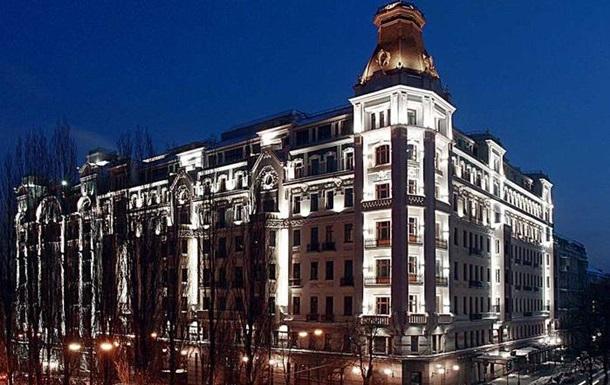 В Киеве активисты осаждают помещение отеля Премьер Палас - СМИ