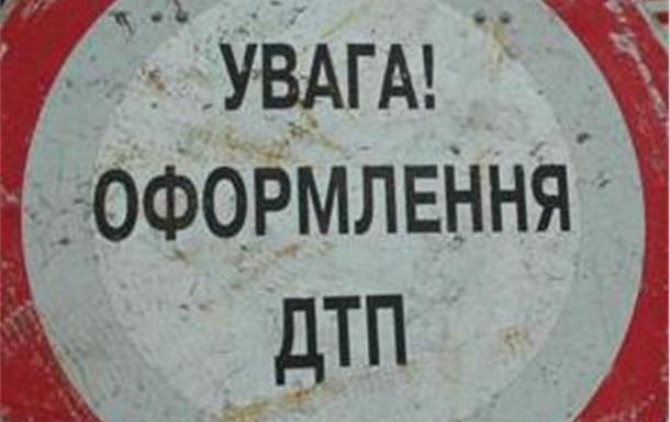 В Киеве пять автомобилей попали в ДТП, погибли три человека