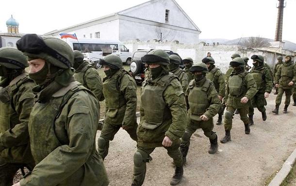 В Крыму во время перемирия вывели из строя точку авианаведения и похитили командира ВМС Украины