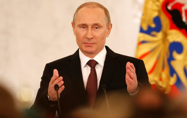 Крым как мешок картошки. 10 тезисов Путина о присоединении полуострова