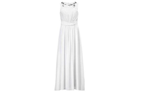 Шведский бренд H&M представил свое первое свадебное платье