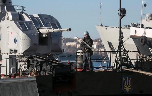 Россия хочет присвоить половину кораблей ВМС Украины и подлодку Запорожье