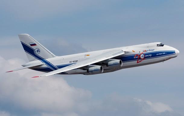 Россия собирается выпускать самолеты Руслан без Украины