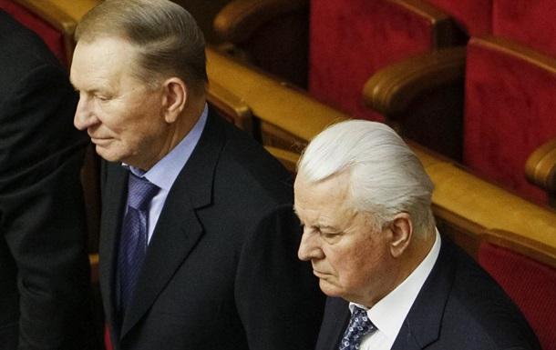 Кравчук и Кучма считают, что украинских военных нужно срочно перевести на материковую часть Украины