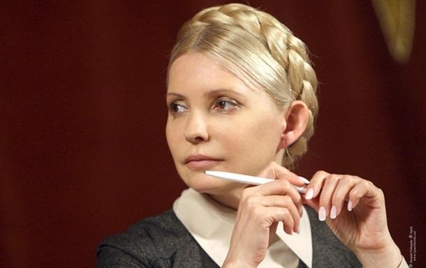 Тимошенко заявила, что берет на себя ответственность за ситуацию в Украине