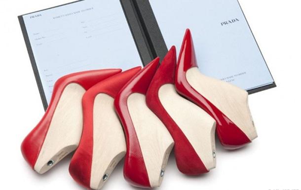 Prada три дня будет принимать индивидуальные заказы по пошиву туфель
