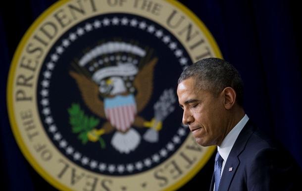 Обама объявил о расширении списка российских официальных лиц, в отношении которых будут введены санкции