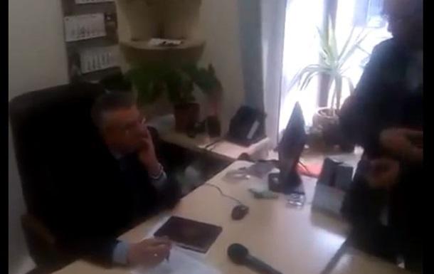 В Одессе Правый сектор захватил прокуратуру