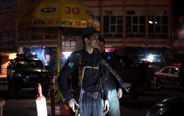 На отель в Кабуле, где погибли 9 человек, напали несовершеннолетние боевики с пистолетами в носках