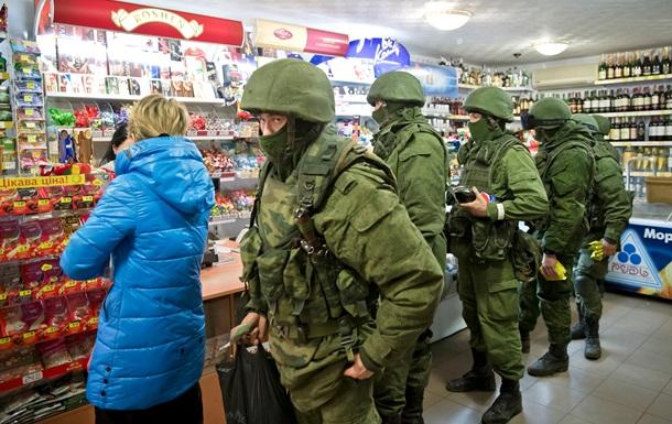Освоение Крыма. Россия начала активную работу на полуострове