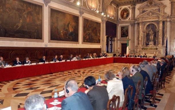 Венецианская комиссия не признала легитимность крымского референдума