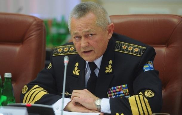 Тенюх обвинил украинских военных в Крыму в  слабой моральной обстановке