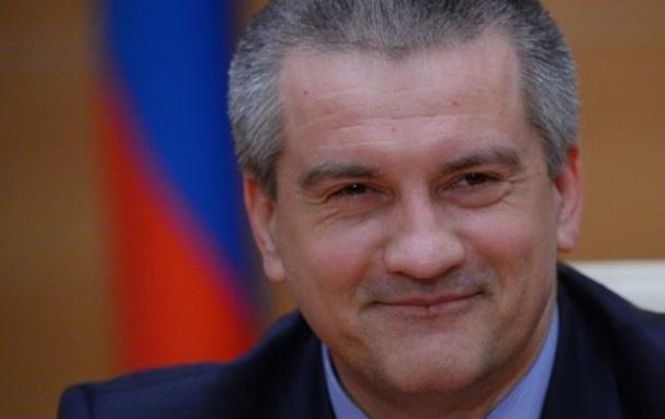 Аксенов приглашает Шустера в Крым на грязи