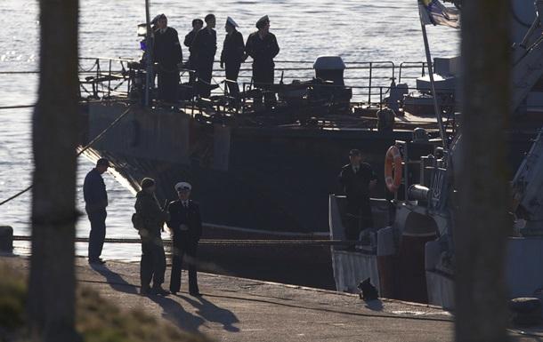 Російські військові взяли штурмом корвет  Вінниця  - Міноборони України