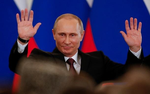 Путина осуждают 77% украинцев - опрос