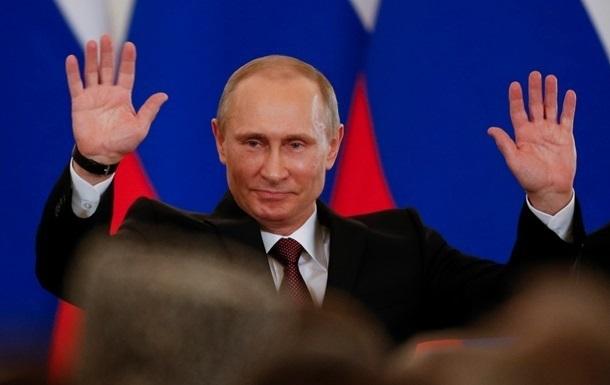 Путин поручил до 29 марта создать в Крыму органы исполнительной власти