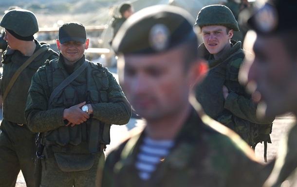 Украинские морпехи в Крыму готовы стрелять – СМИ