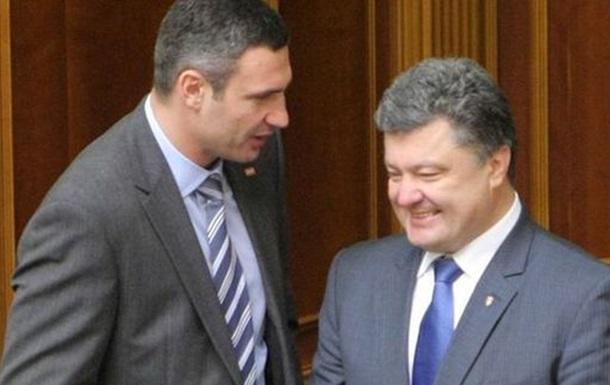 Найбільше від Майдану виграв Порошенко