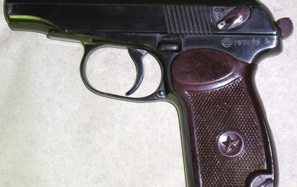 В Тернополе задержали подростка с пистолетом расстрелянного в Киеве сотрудника ГАИ