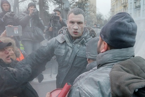 Кличко втратив мандат довіри Євромайдану. Лідер помер – нехай живе Лідер