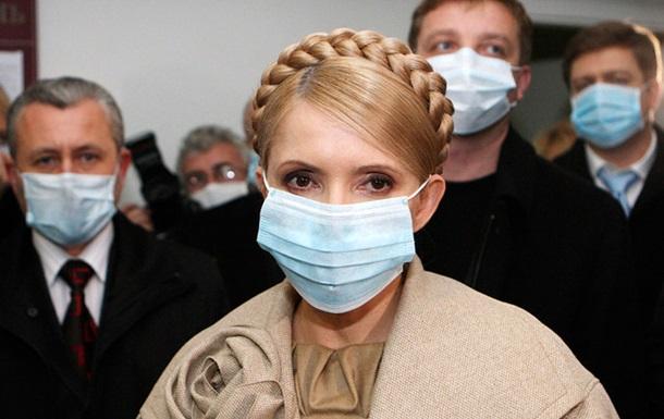 «Умирающей» Ю. Тимошенко – неймется!