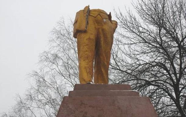 Разрушение памятников