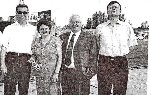 Трус, Балбес и Бывалый – новые лидеры херсонского майдана