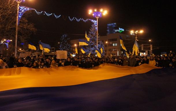 Донецький мітинг за єдність України – лише перший крок