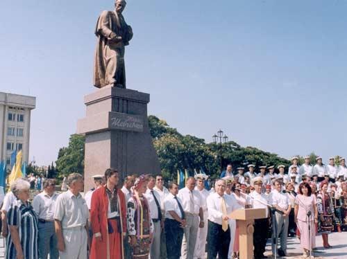 Христина Стебельська:  Я вірю в силу Українського моря