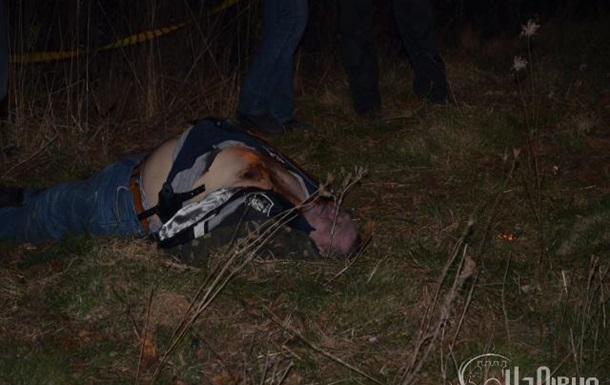 Милиция расследует убийство Сашка Белого
