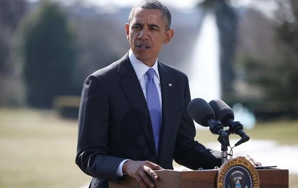 Россия не является главным геополитическим соперником США - Обама