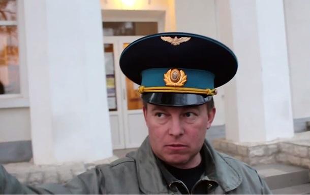 Командир бригады тактической авиации из Бельбека все еще в плену