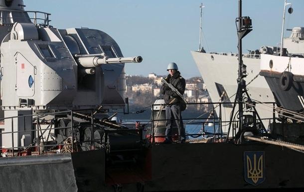 Украина потребует от России возместить ущерб за технику в Крыму
