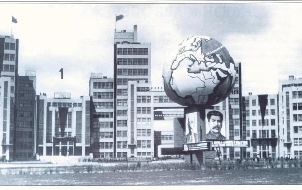 Корреспондент: Архитектура СССР. Настроено на конструктив