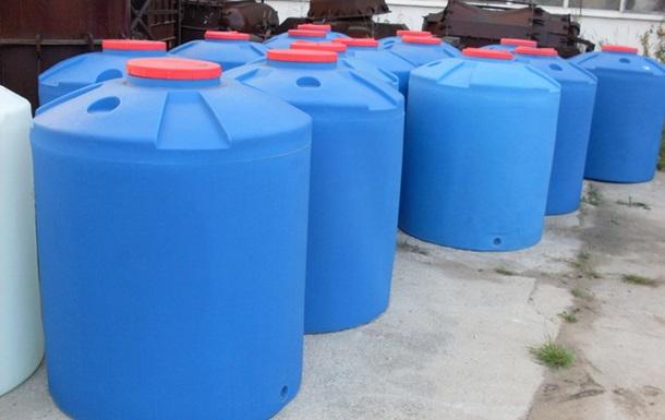 Пластиковые емкости для воды и топлива: новый Интернет-Магазин!