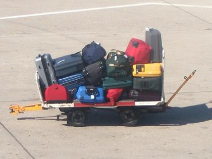 Аэросвит потерял весь багаж пассажиров рейса Киев- Санкт-Петербург.