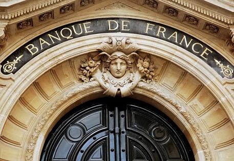 Банковская структура Франции