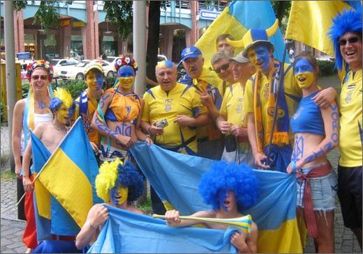 ЕВРО 2012 для украинцев