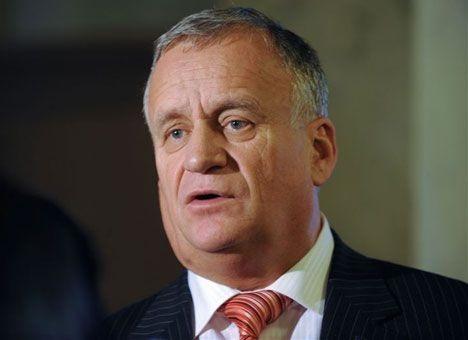 Ярослав Сухый бросает обвинение оппозиции