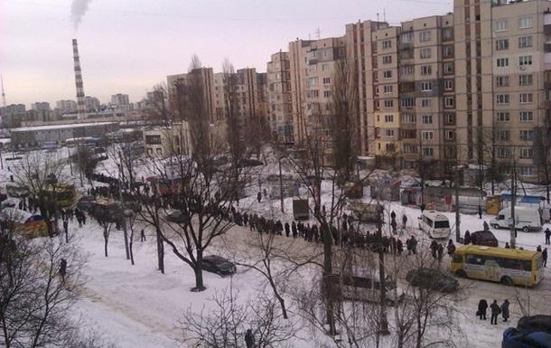 Київська влада - іспит провалено !