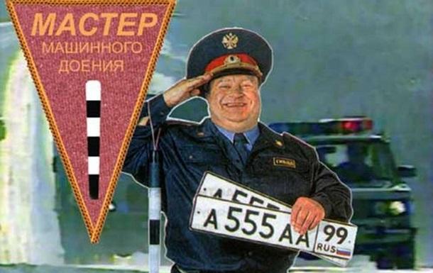 Беспредел на дорогах Донбасса. Гаишник плюнул на пешехода(видео)