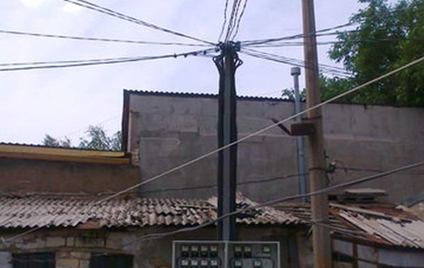 Профессионалы  из Николаевоблэнерго или «покращення» в каждый дом