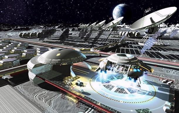 Новый сценарий освоения космоса, от космических услуг, к космическим колониям.