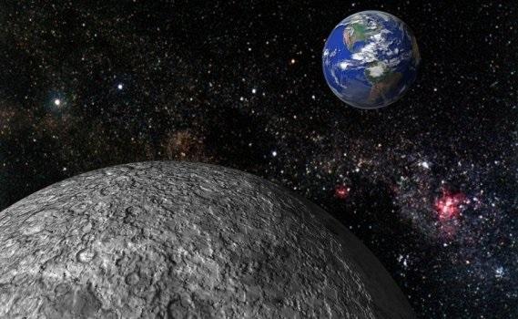 Учёные поделились теорией, откуда появилась Луна