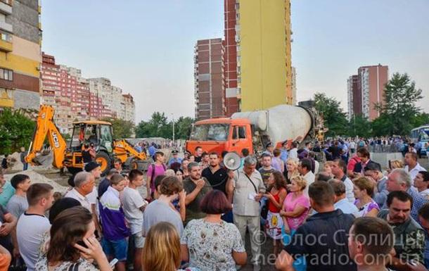 У Києві мало не загинув громадський активіст